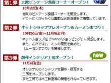リニューアルイベント2015(告知)